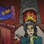 NICK CAVE - SADLY BY