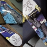skate attic deck photo's